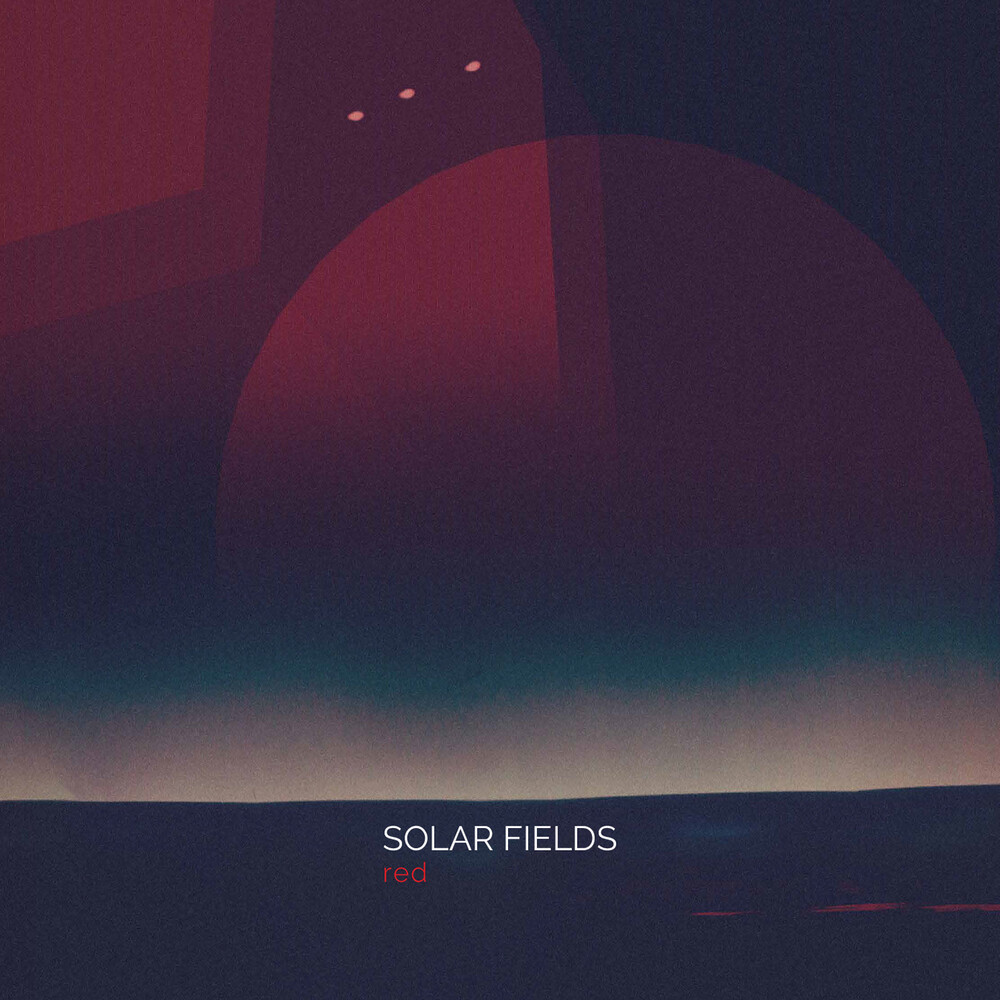 Solar Fields - Red