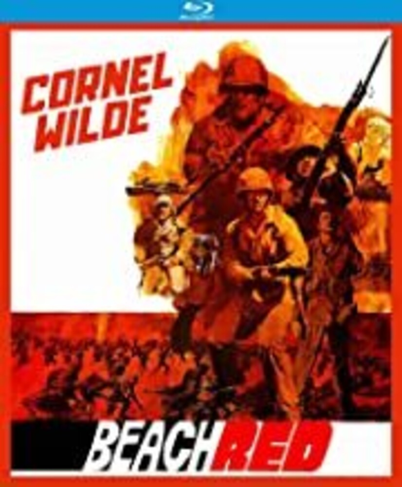 Beach Red (1967) - Beach Red