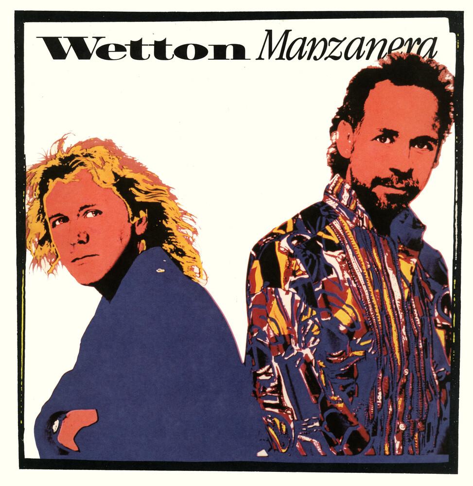Wetton Manzanera - Wetton Manzanera (Ogv)