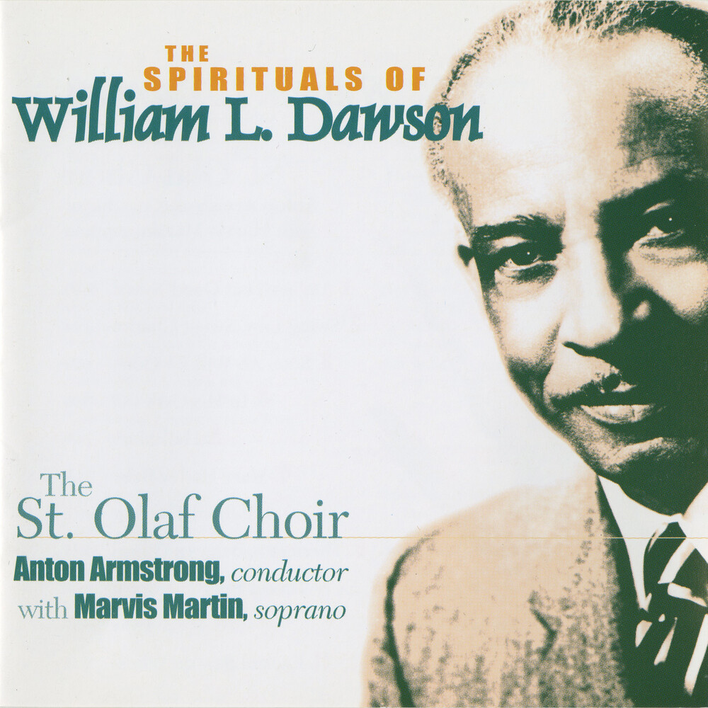 St Olaf Choir - Spirituals of William L Dawson
