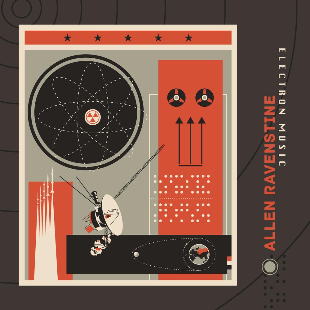 Allen Ravenstine - Electron Music