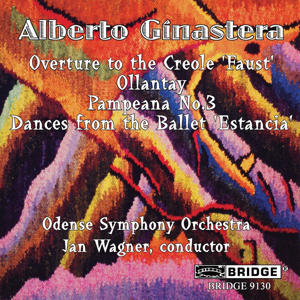 Odense Symphony Orchestra - Orchestral Music
