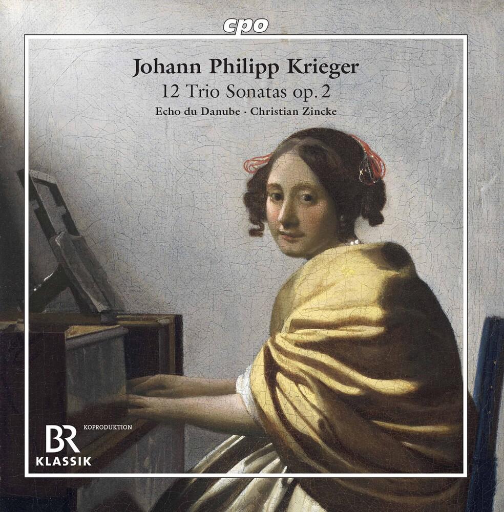 Echo Du Danube Ensemble - 12 Trio Sonatas 2 (2pk)