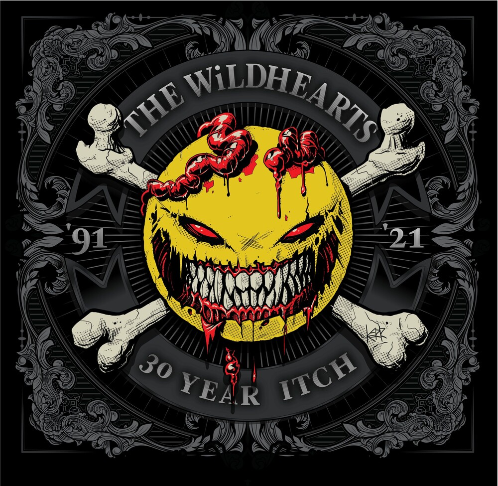 Wildhearts - Thirty Year Itch (Ylw) (Uk)