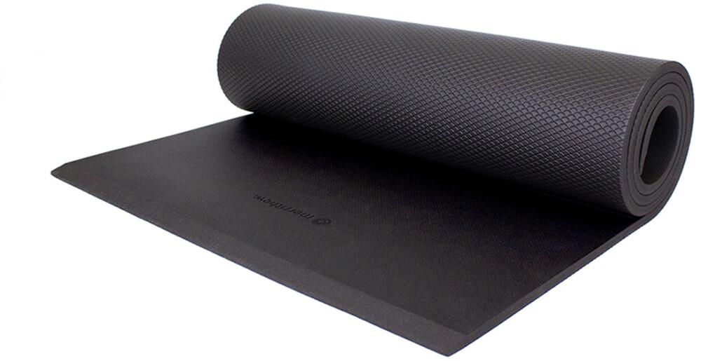 Merrithew Eco-Lux Imprint Mat (12.7 Mm / 0.5 Inch) - Merrithew Eco-Lux Imprint Fitness Mat Black (12.7 mm / 0.5 inch)