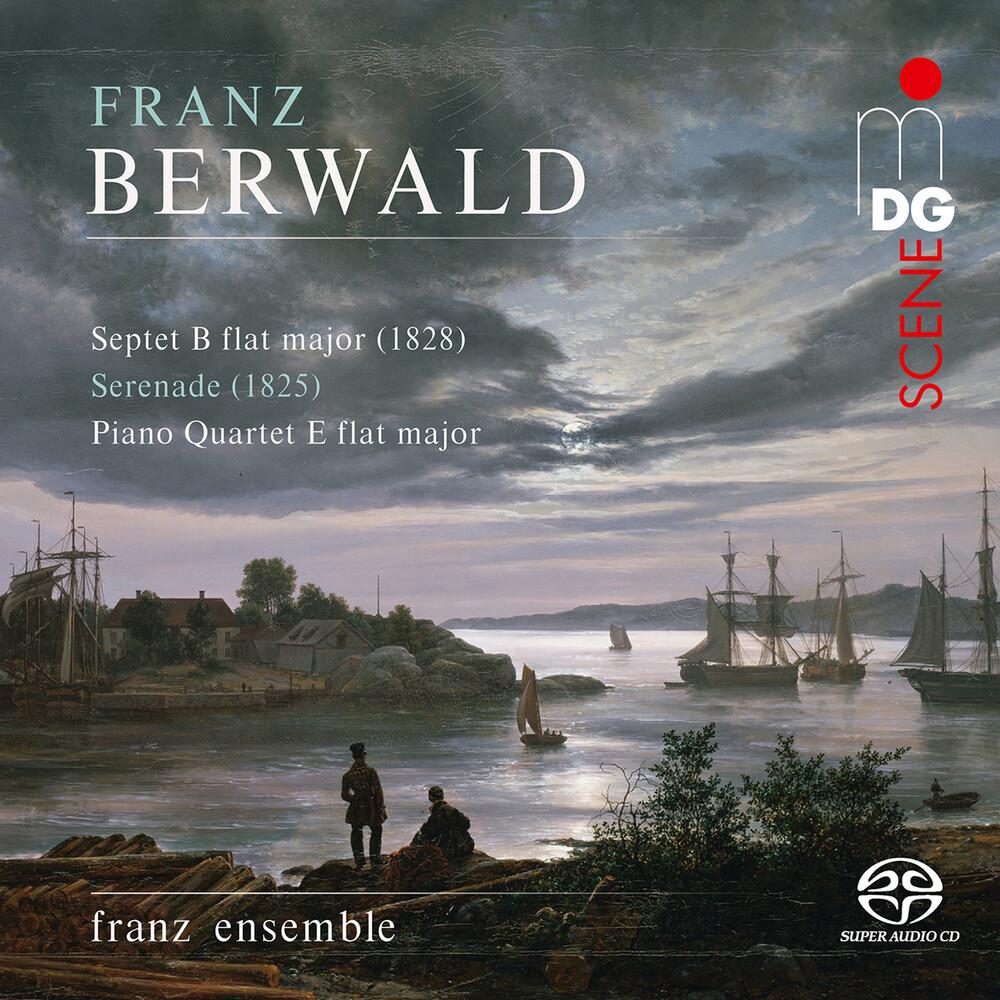 Berwald / Franz Ensemble - Chamber Music (Hybr)