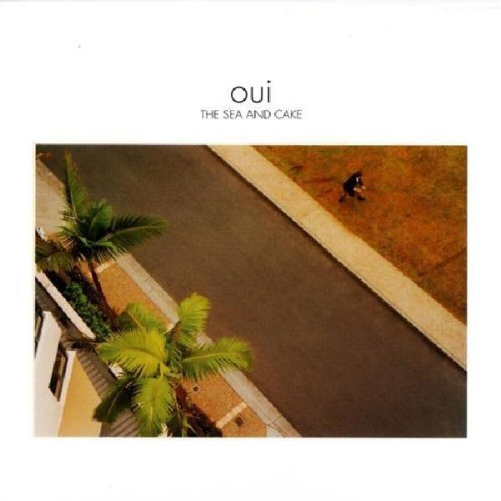 Sea And Cake - Qui [Colored Vinyl] [Limited Edition] (Wht) (Ylw) [Download Included]