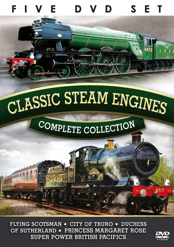 Complete Collection: Classic Steam Engines - Complete Collection: Classic Steam Engines