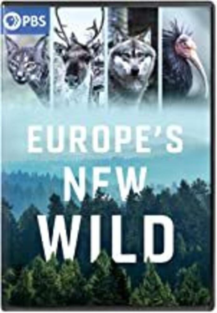 Europe's New Wild - Europe's New Wild (2pc) / (2pk)