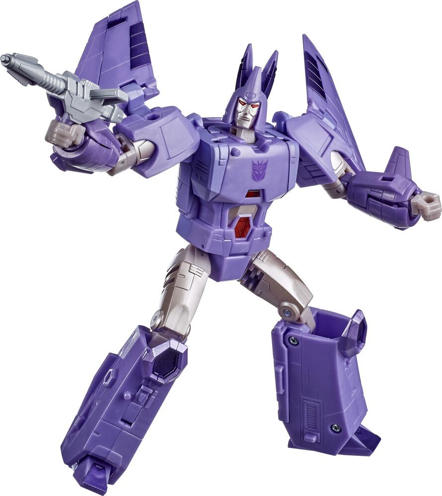 Tra Gen Wfc K Voyager Cyclonus - Hasbro Collectibles - Transformers Generations War For Cybertron KVoyager Cyclonus