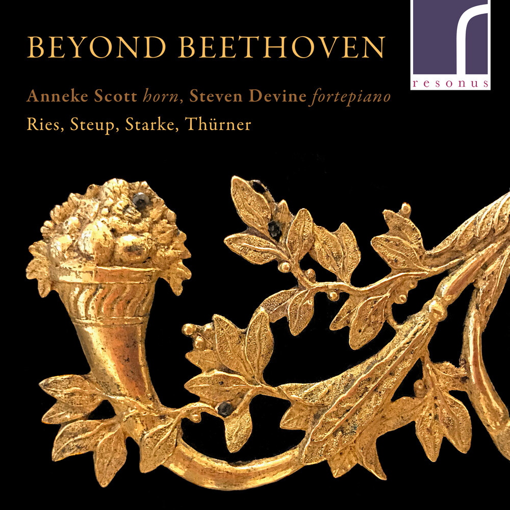 Anneke Scott - Beyond Beethoven