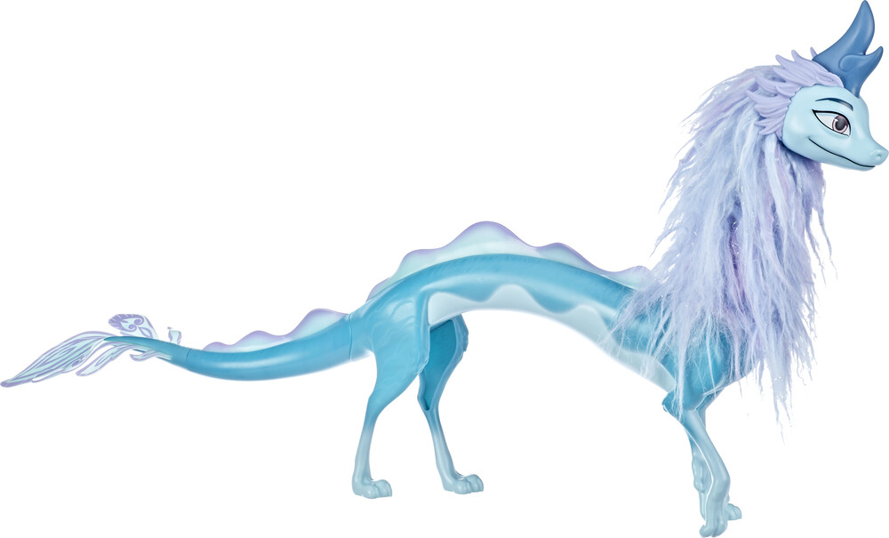 Dpr Rai Fd Sisu Dragon - Hasbro Collectibles - Dinsey Princess Rai Fd Sisu Dragon