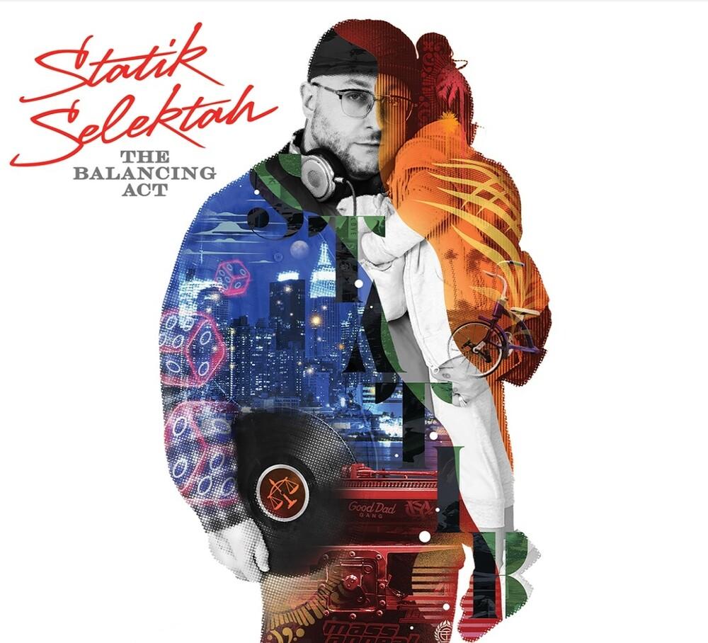 Statik Selektah - Balancing Act
