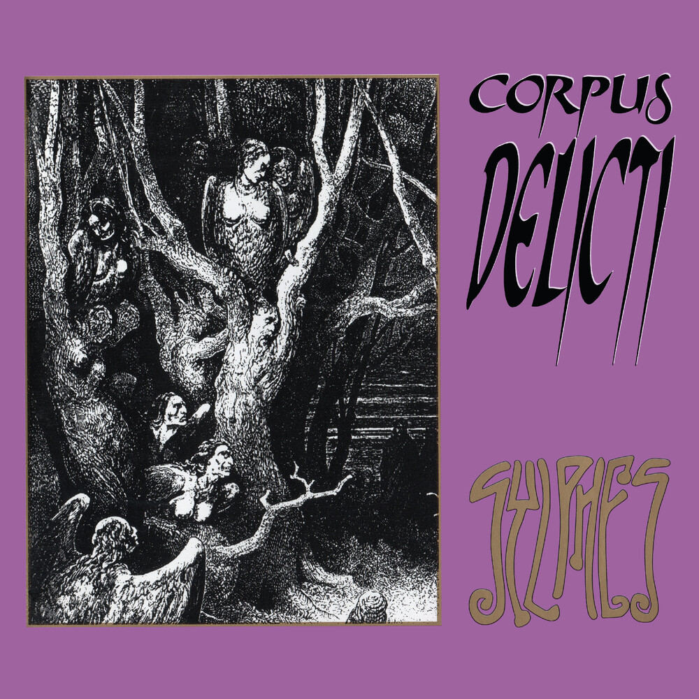 Corpus Delicti - Sylphes (Purple & Black Vinyl) (Blk) [Limited Edition] (Purp)