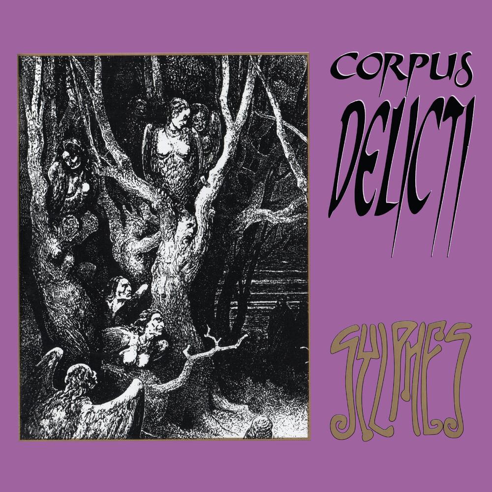 Corpus Delicti - Sylphes (Purple & Black Vinyl) (Blk) [Limited Edition] (Purp)