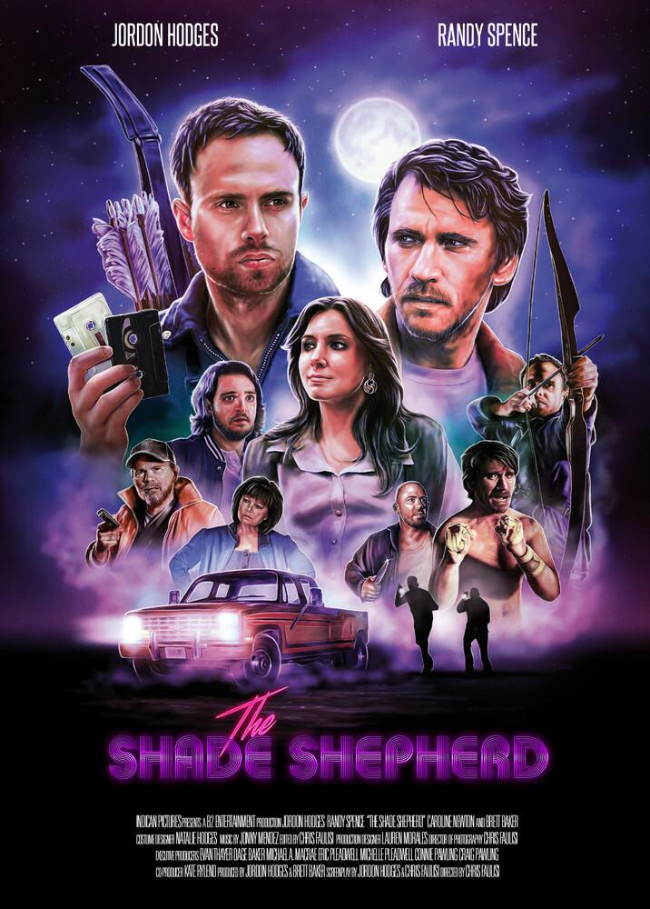 Caroline Newton - The Shade Shepherd