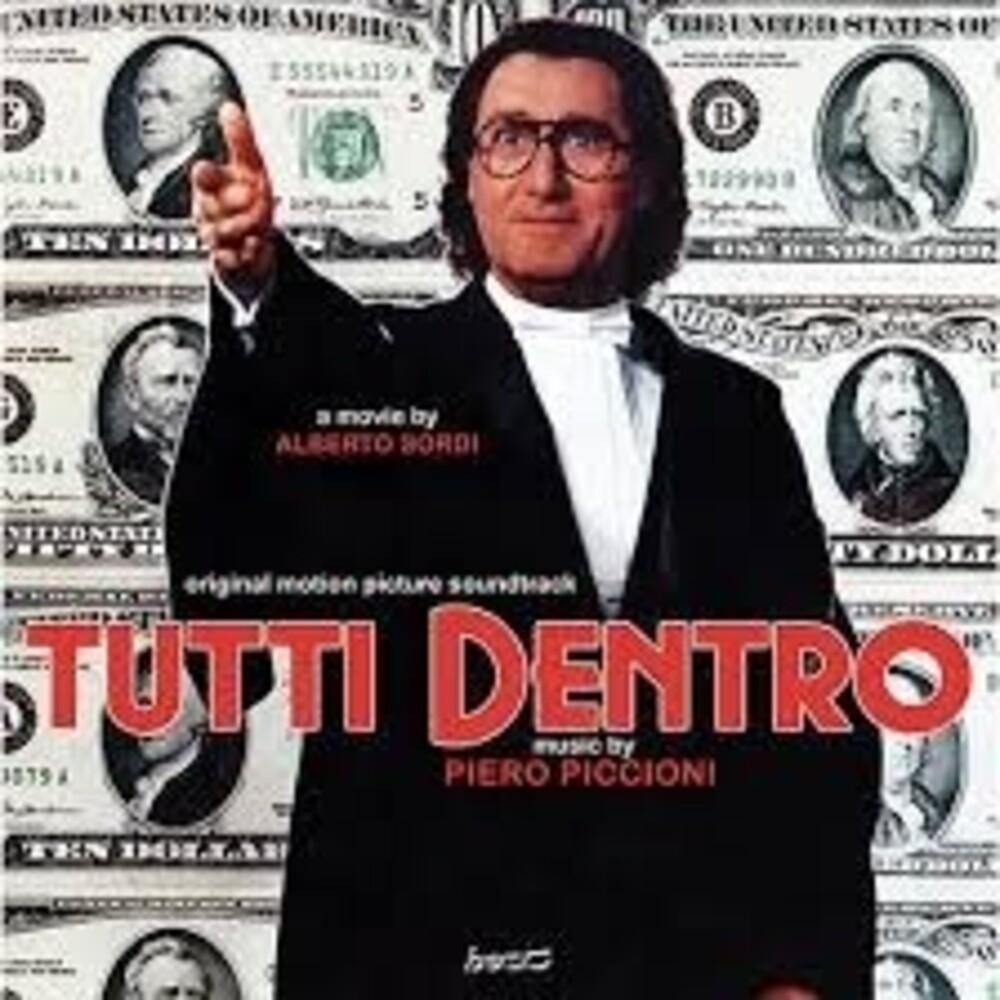 Piero Piccioni  (Ita) - Tutti Dentro (Original Soundtrack)