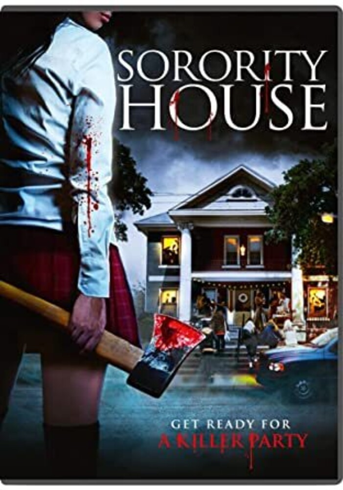 - Sorority House Dvd