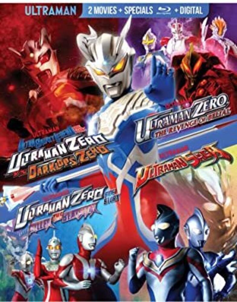 - Ultraman Zero Chronicles Bd (3pc)
