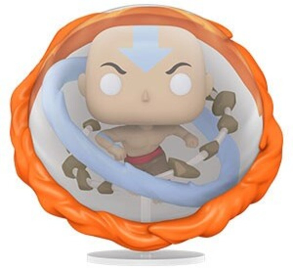 - Avatar- Aang All Elements (Vfig)