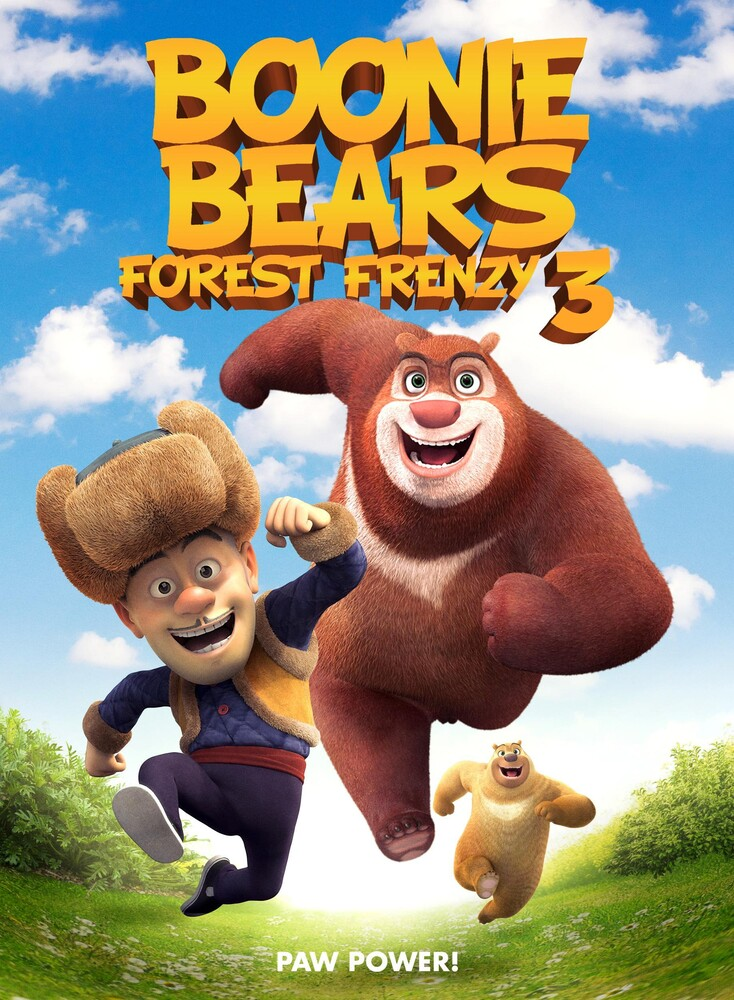 Boonie Bears Forest Frenzy 3 - Boonie Bears Forest Frenzy 3