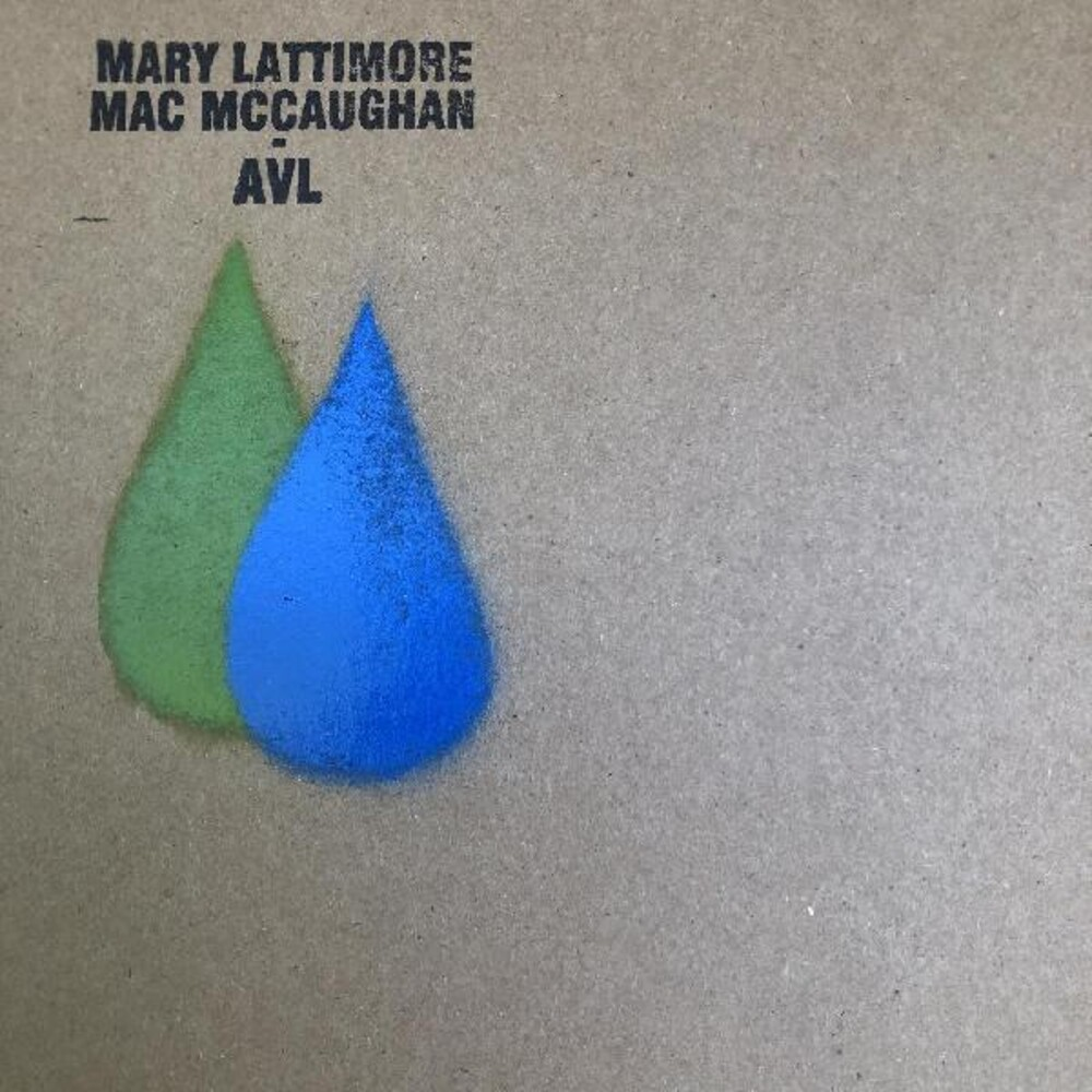 Mary Lattimore  / Mccaughan,Mac - Avl [Indie Exclusive]