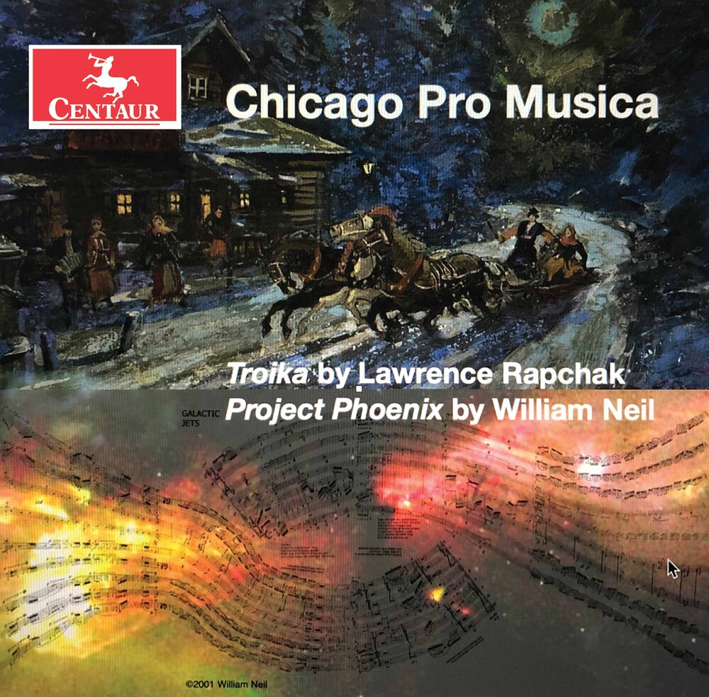 Chicago Pro Musica - Troika / Project Phoenix
