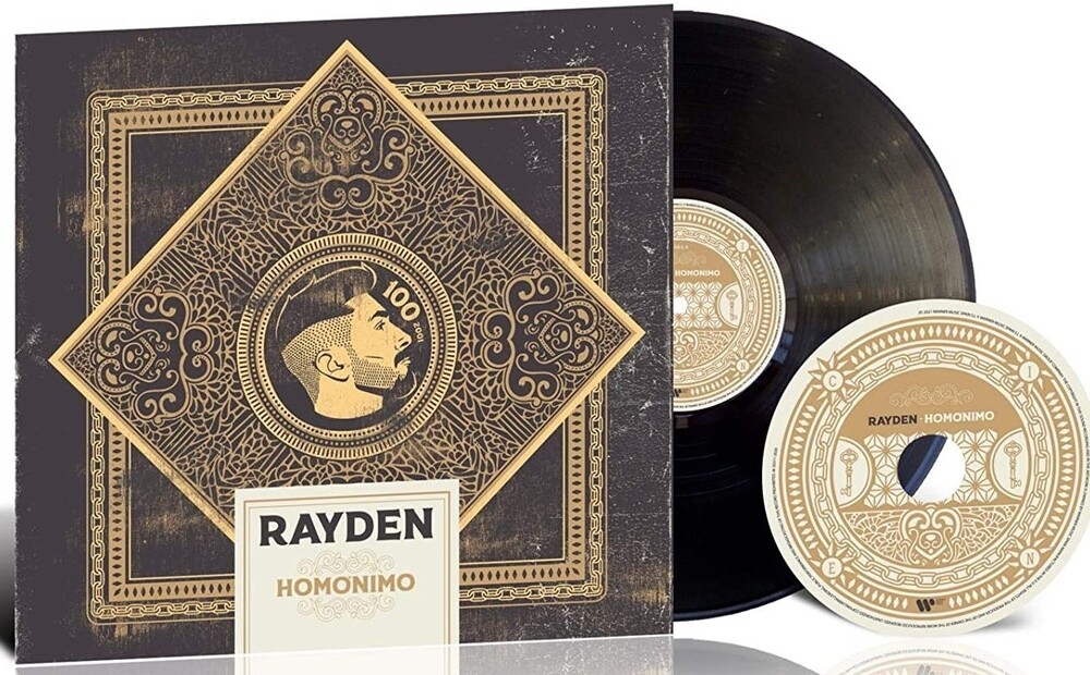 Rayden - Homonimo (LP + CD)
