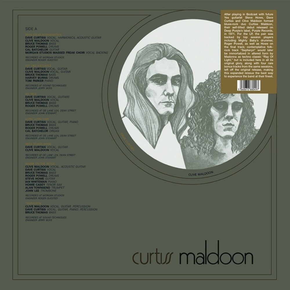 Curtiss Maldoon - Curtiss Maldoon