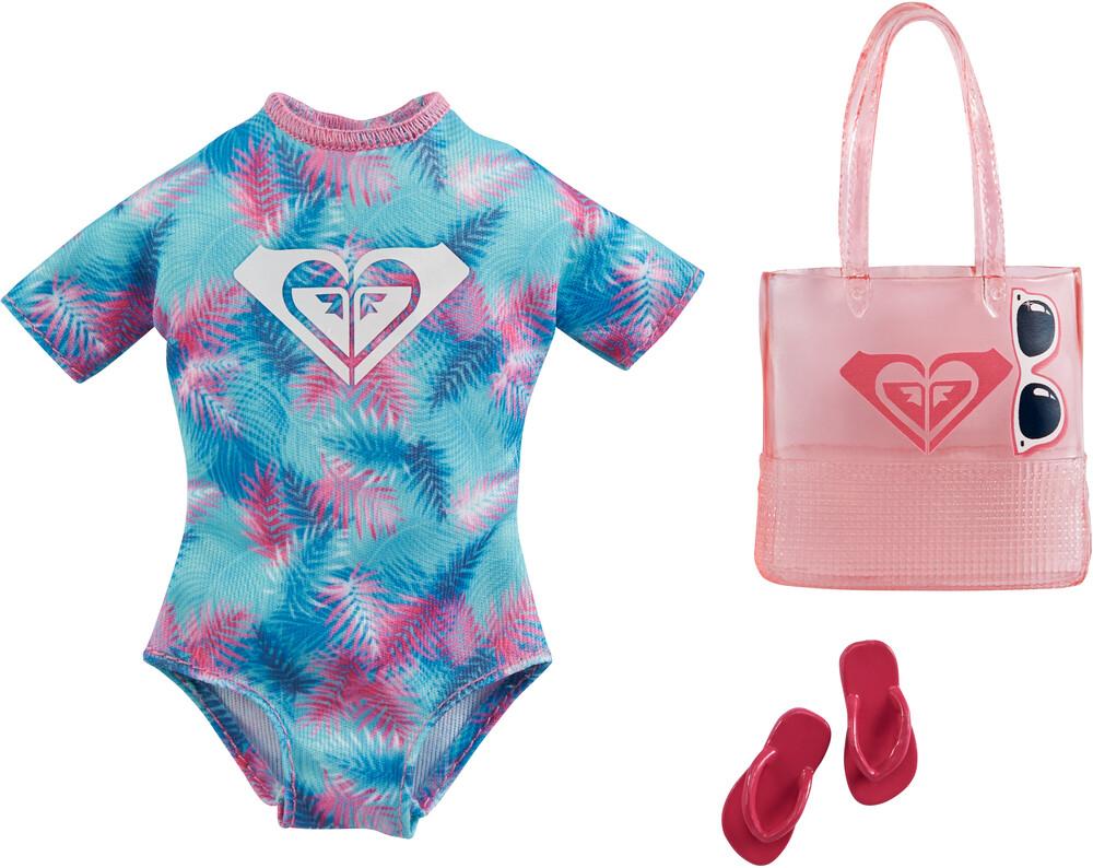 - Mattel - Barbie Complete Looks Fashion, Beach Wear