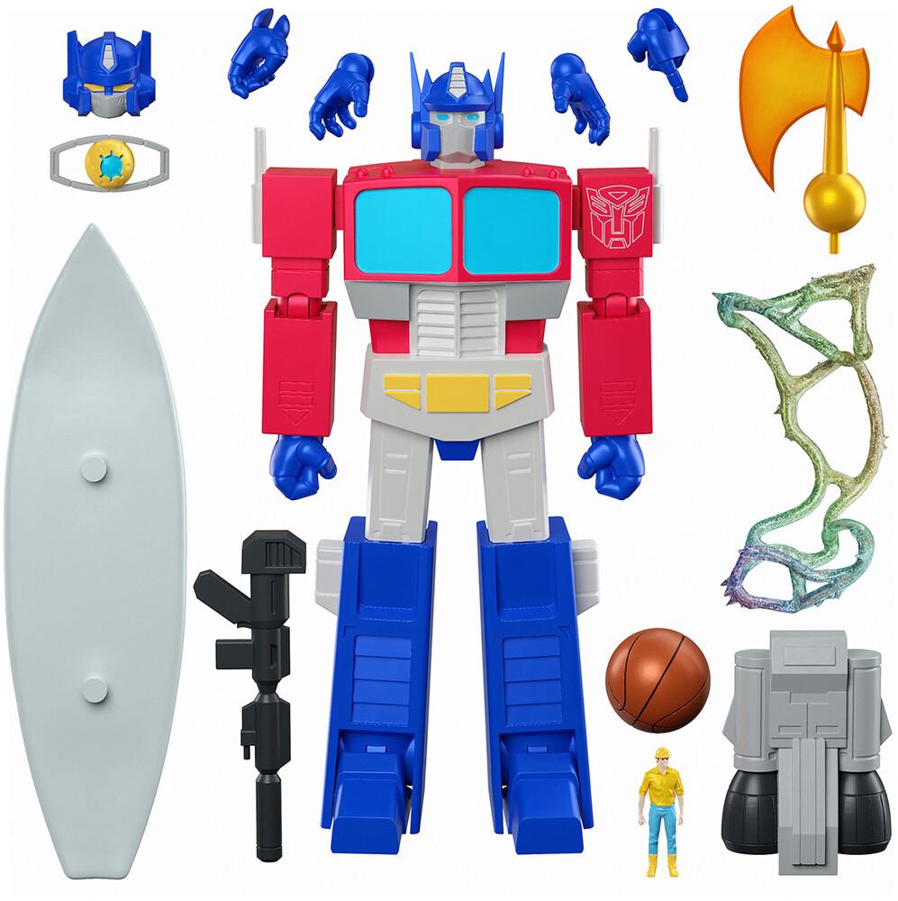 - Transformers Ultimates! Wave 1 - Optimus Prime
