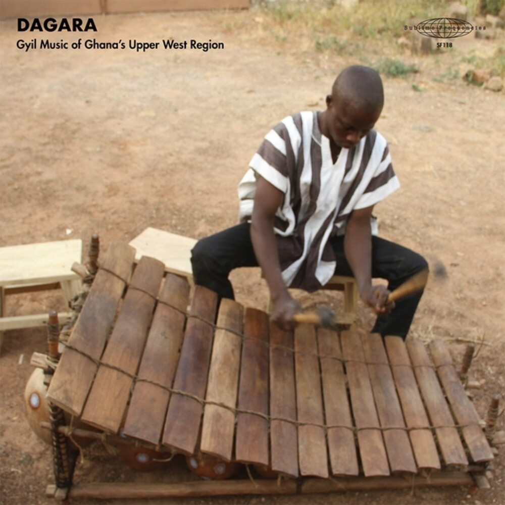 Dagar Gyil Ensemble Of Lawra - Dagara