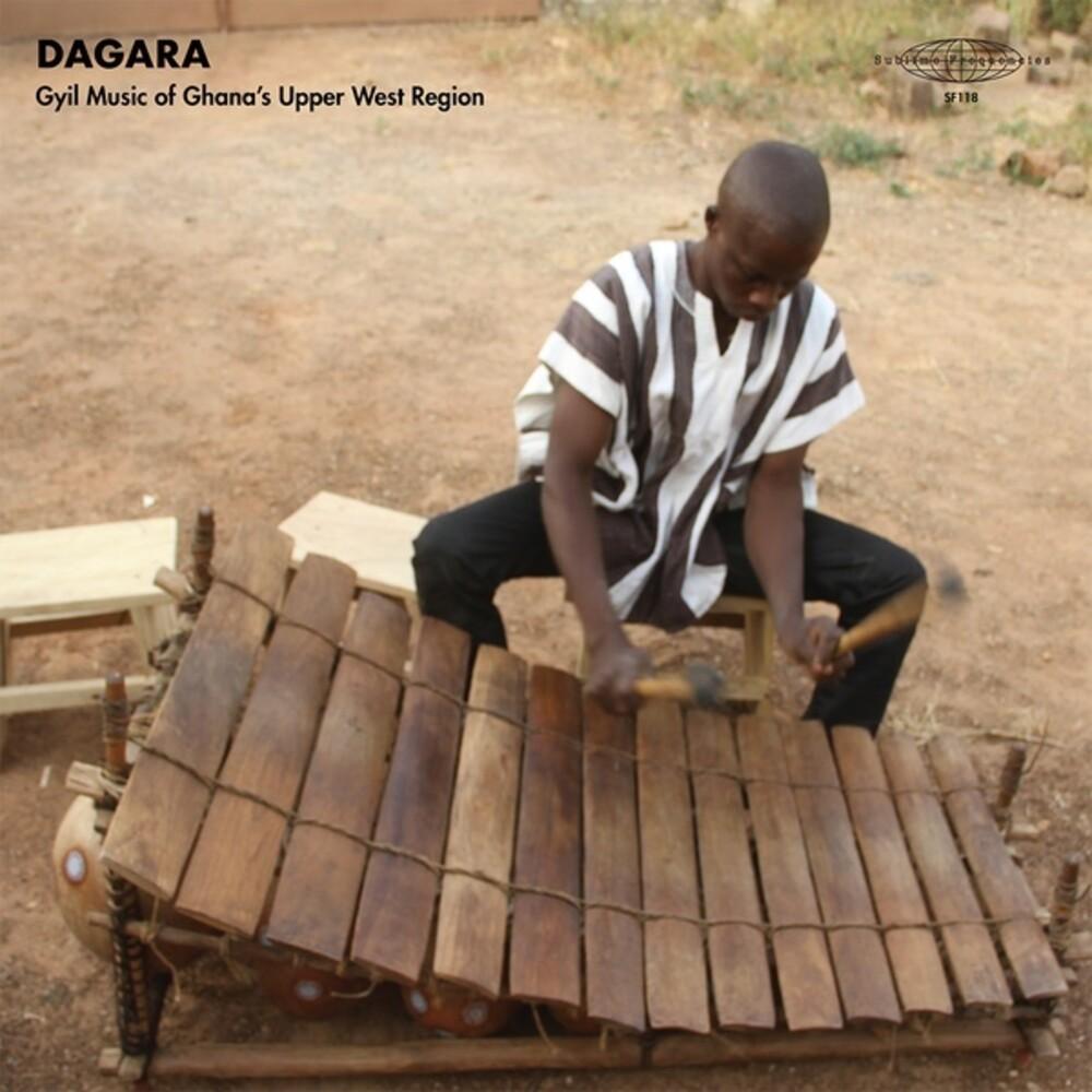 Dagar Gyil Ensemble Of Lawra - Dagara