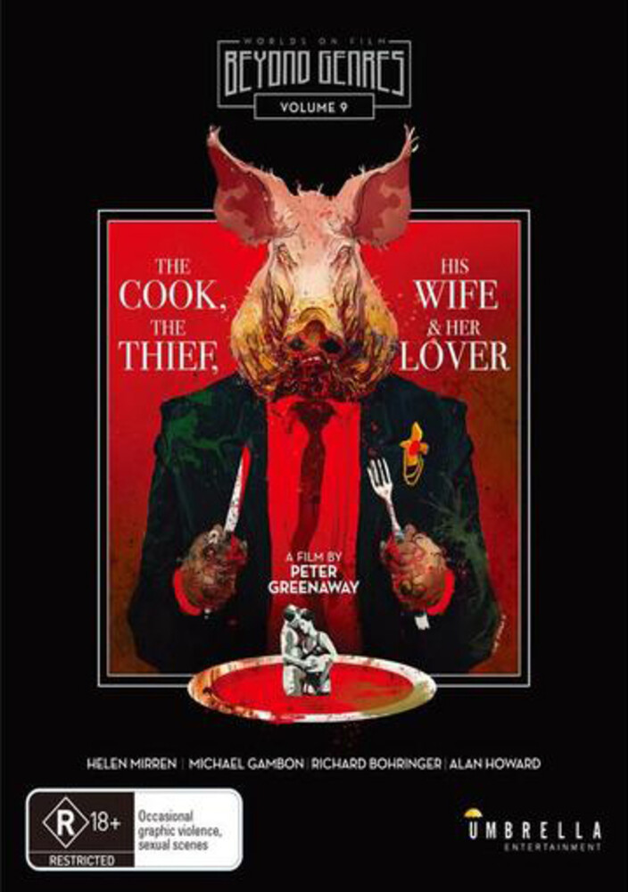 - Cook The Thief His Wife & Her Lover / (Aus)