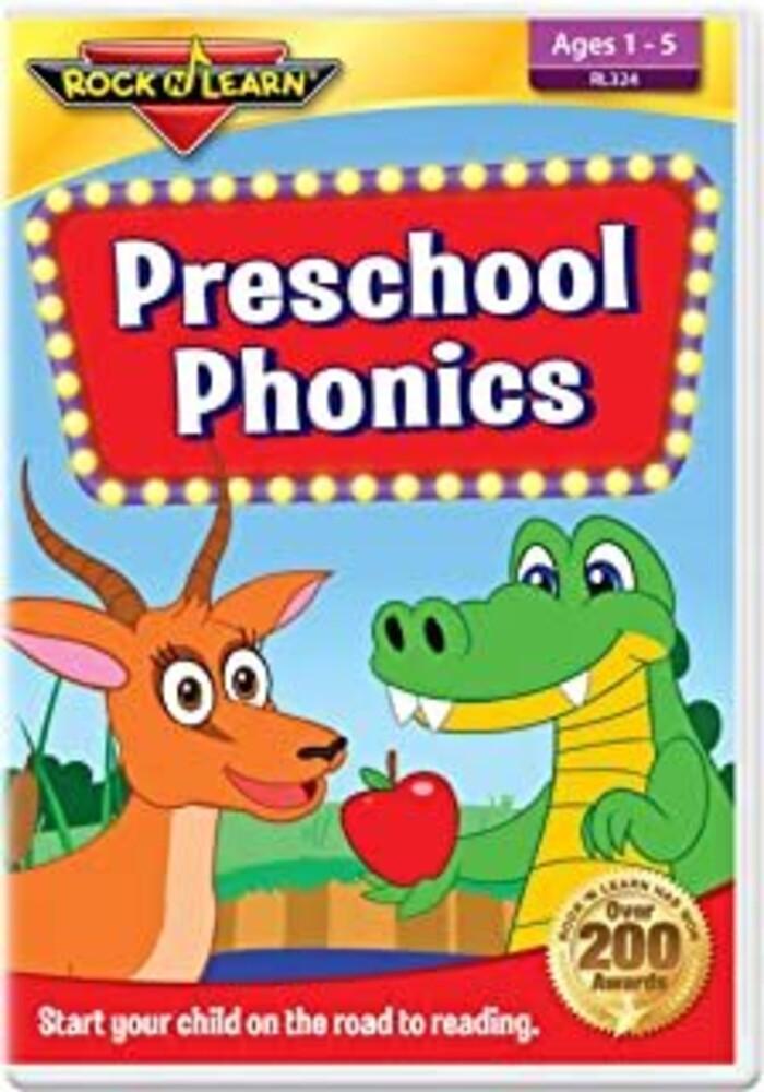 - Preschool Phonics