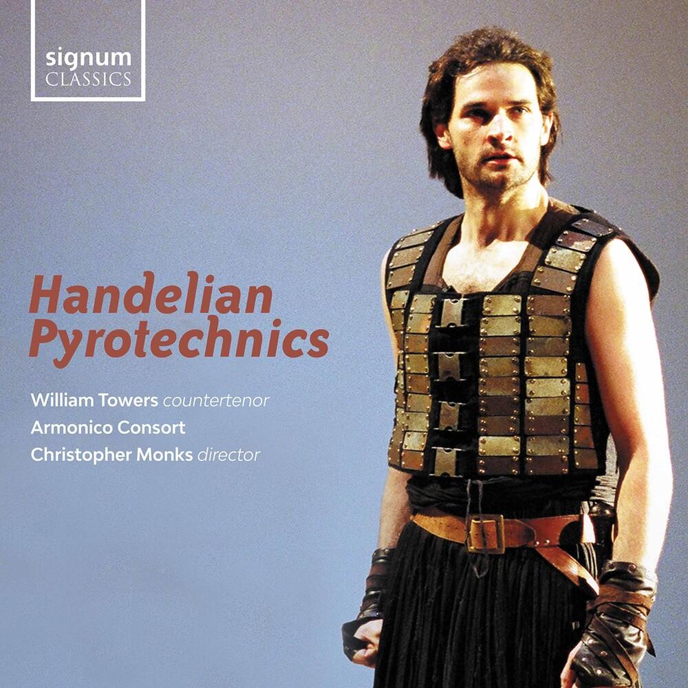 Armonico Consort - Handelian Pyrotechnics
