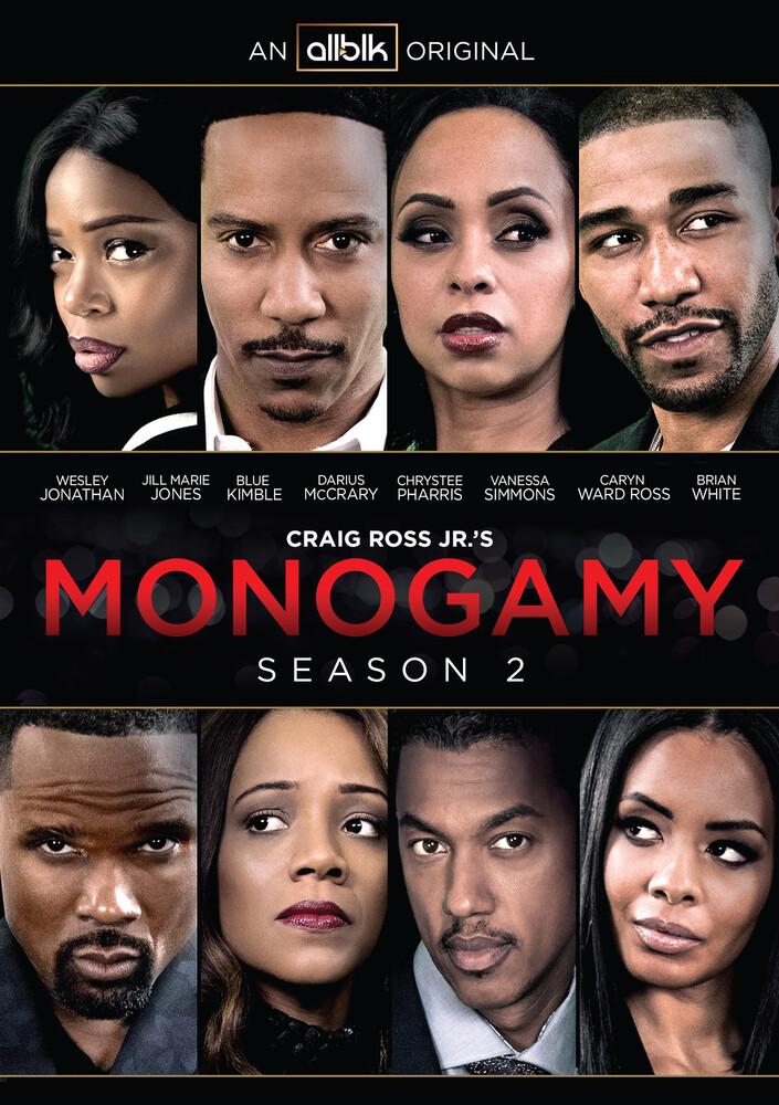 - Craig Ross, Jr.'s Monogamy, Season 2 Dvd