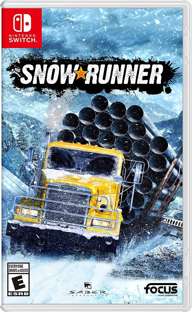 - SnowRunner for Nintendo Switch
