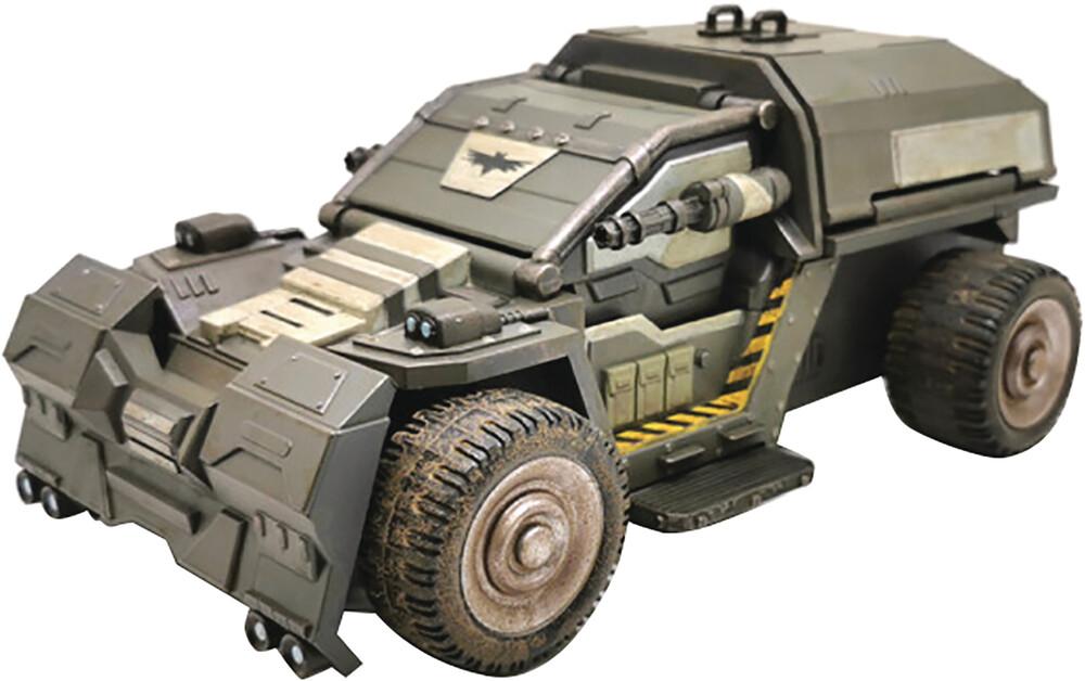 - Joy Toy Wild Rhino Armored 1/25 Scale Vehicle (Net