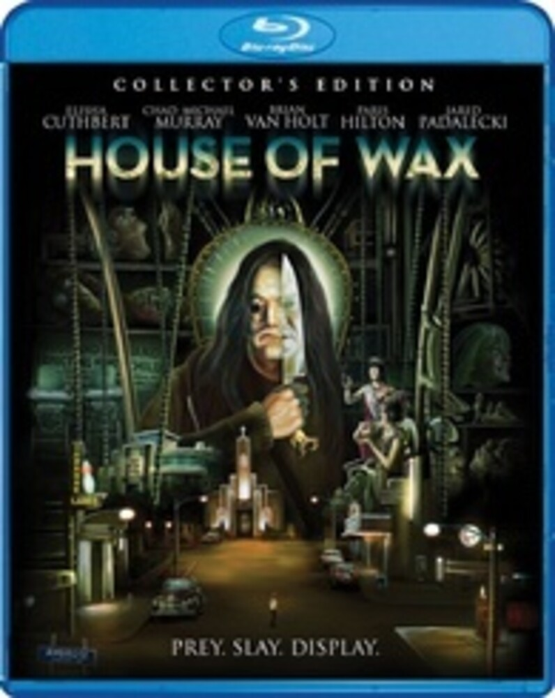 - House Of Wax (2005) / (Coll)
