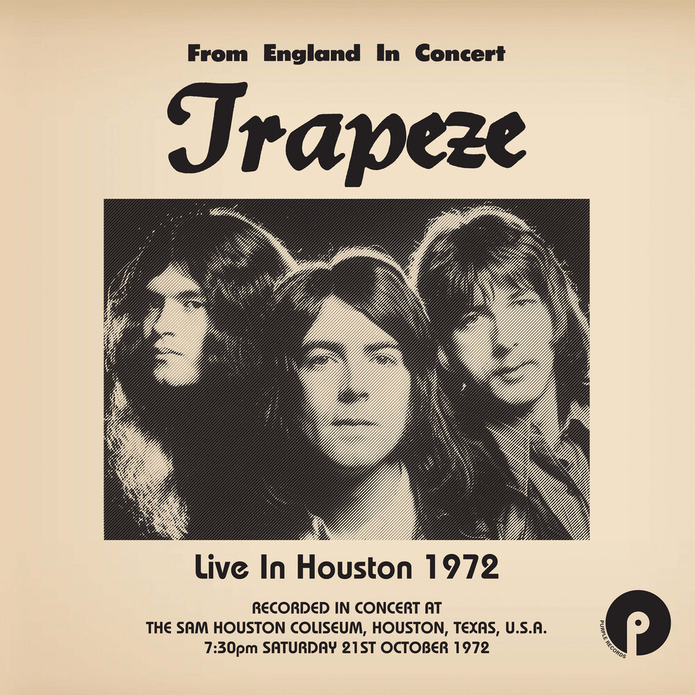 Trapeze - Live In Houston 1972 (Gate) [Limited Edition] [180 Gram]