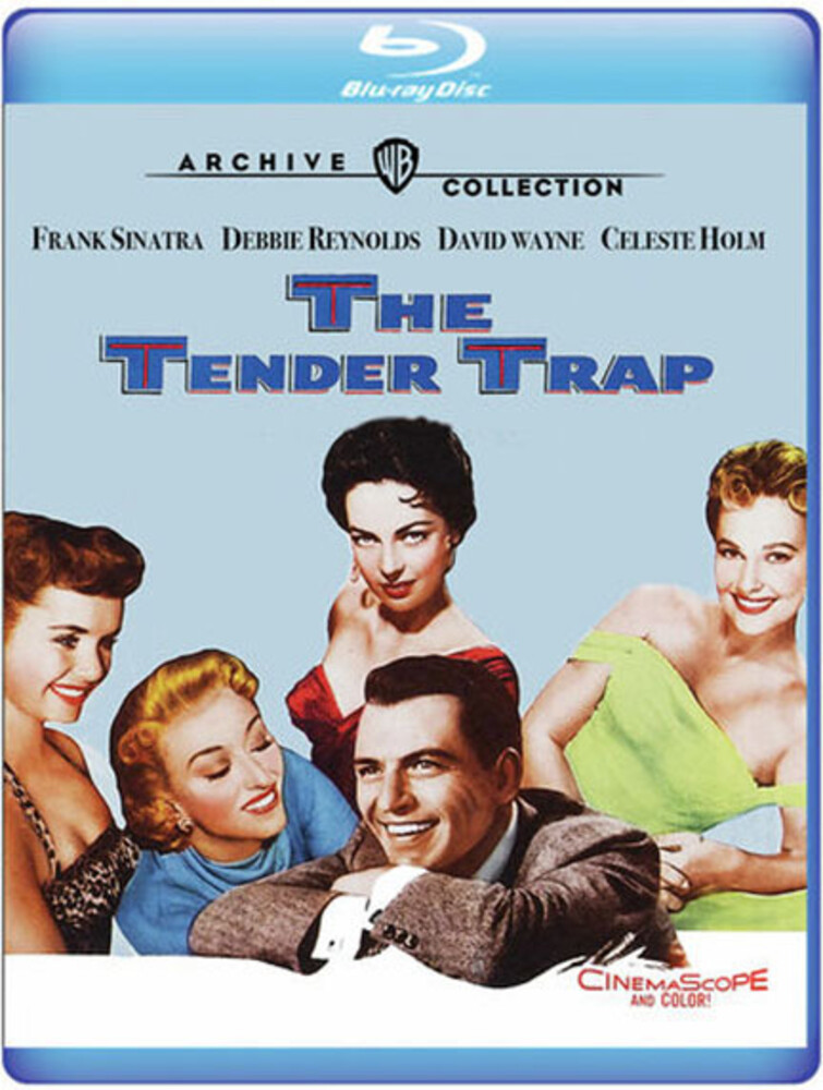 - Tender Trap (1955) / (Full Mod Amar Sub)