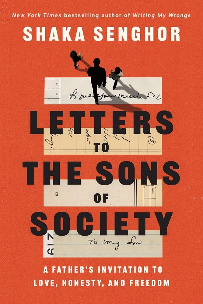 Shaka Senghor - Letters To The Sons Of Society (Hcvr)