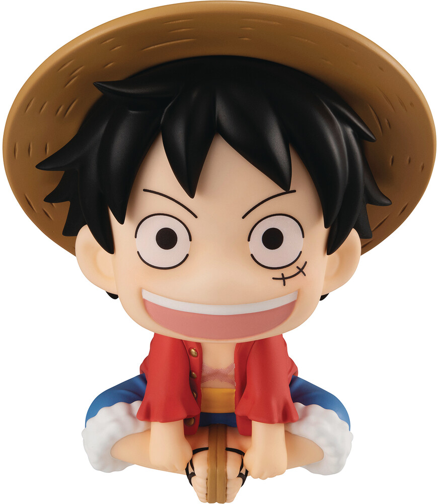 - Look Up Ser One Piece Monkey D Luffy Pvc Fig (Fig)