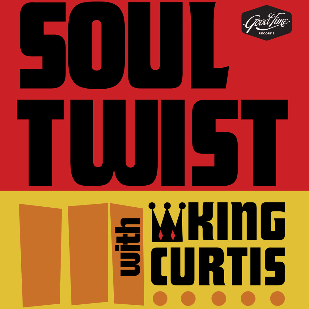 King Curtis  / The Noble Knights - Soul Twist With King Curtis (Mod)