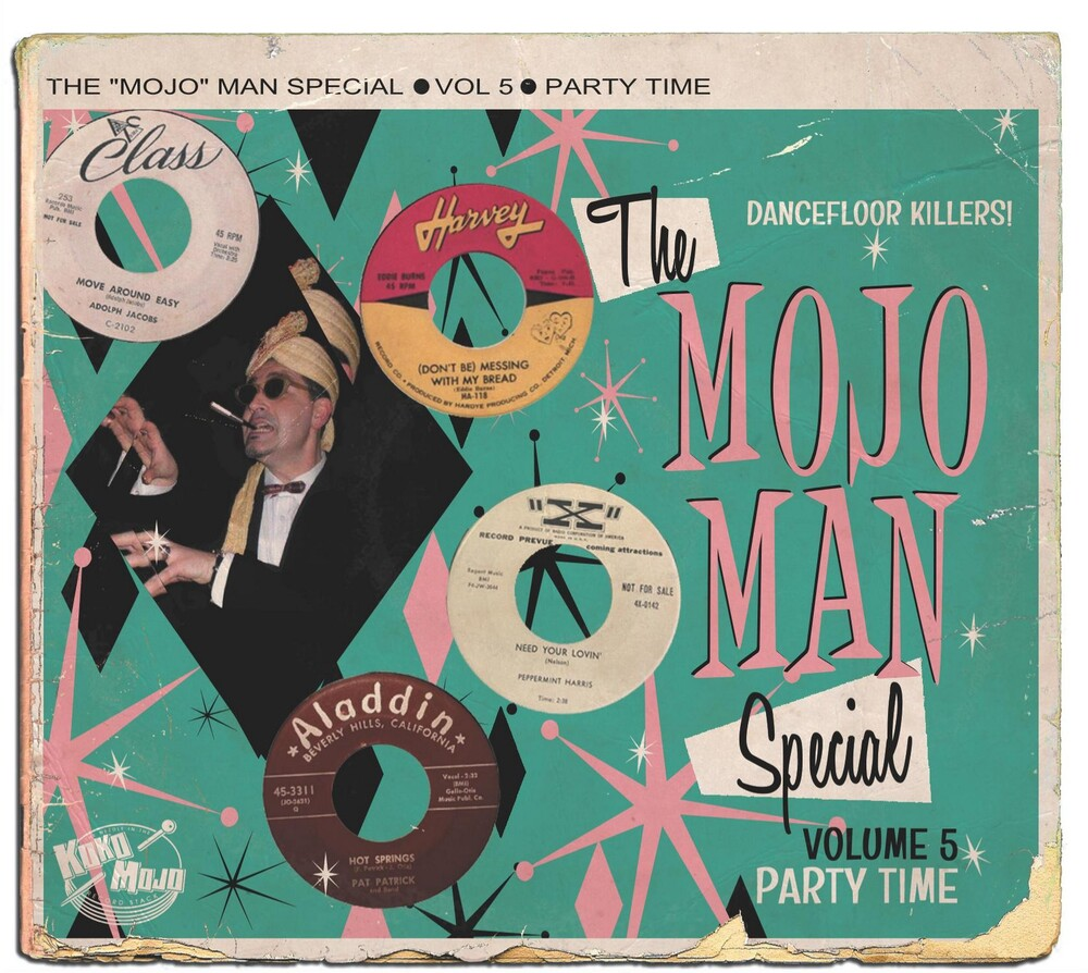Mojo Man Special 5 / Various - Mojo Man Special 5 / Various