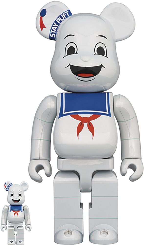 - Stay Puft Marshmallow Man White Chrome 100% & 400%