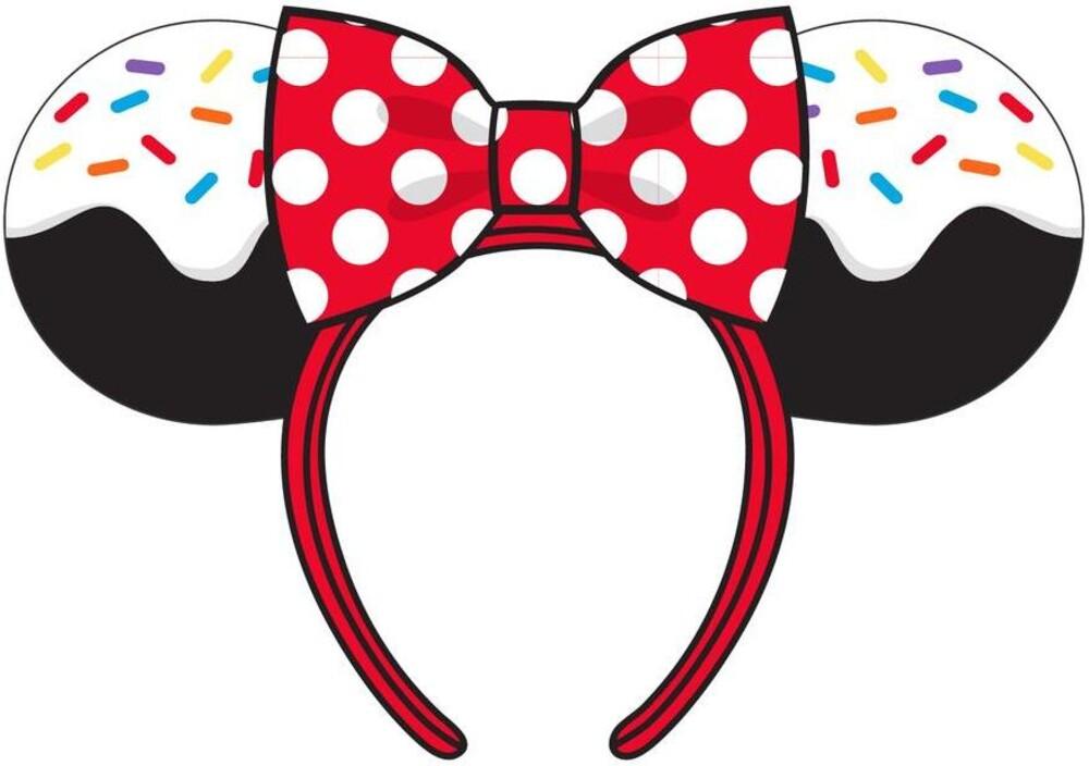 Loungefly Disney: - Minnie Sweets Sprinkle Ears Headband (Hat)