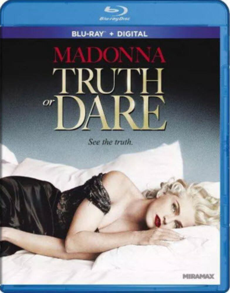 - Madonna: Truth Or Dare / (Ac3 Amar Dts Sub Ws)