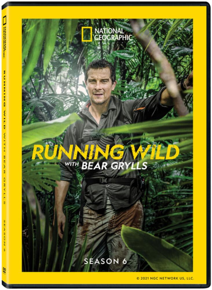 - Running Wild With Bear Grylls: Season 6 (2pc)